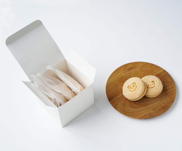 とろなまブッセ カスタード 4個入 【冷凍商品】