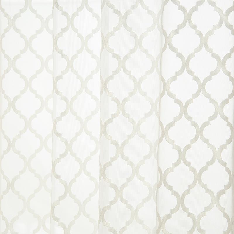 【オーダー】ミラーレースカーテン(モロッコ・IV) 1枚
