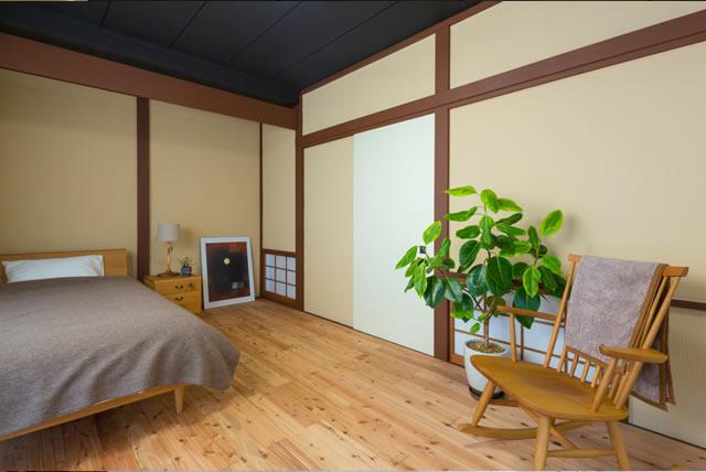 究極の寝室DIYキット 和室4.5畳用