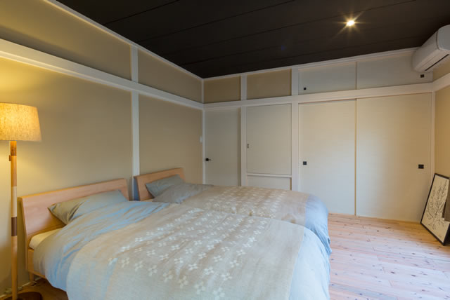 究極の寝室DIYキット 洋室10畳用