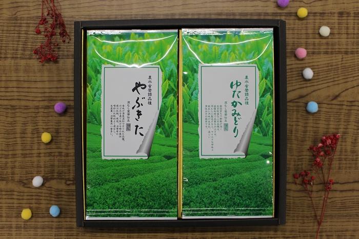 優良品種茶 2袋セット