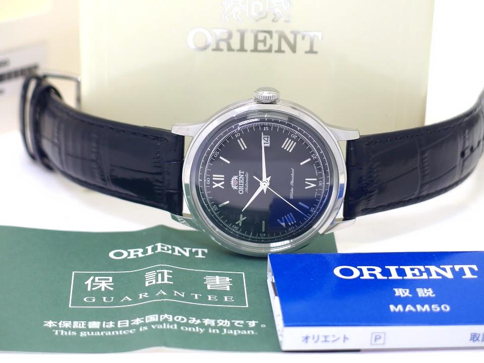 オリエント SAC0000AB0 AC00-C1-B Cal.F6724 22石 自動巻 USED ORIENT