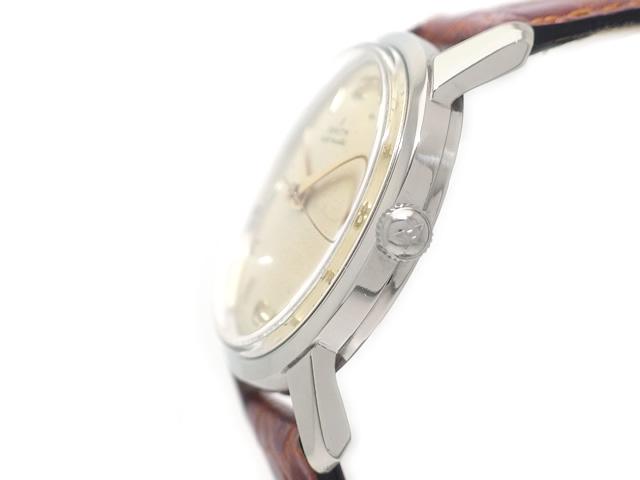 ゼニス ハーフローター Cal.133.8 20石自動巻 OH済 1955年製