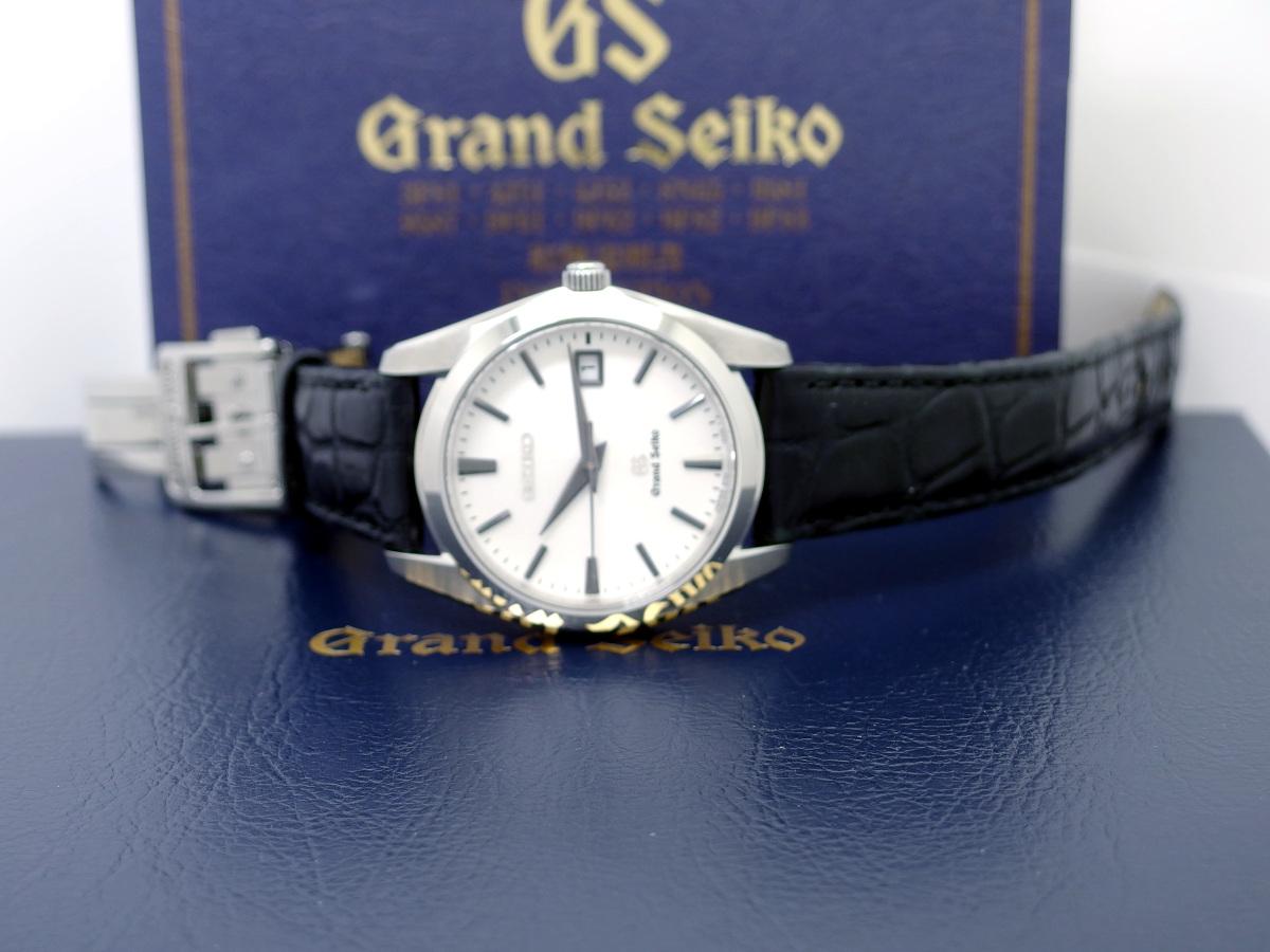 グランドセイコー SBGX095 9F62-0AB0 クオーツ 2012年製 USED Grand Seiko