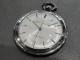 シチズン 懐中時計 ダイヤモンドフレーク 4-070020T 25石 手巻 OH済 昭和44年/1969年製