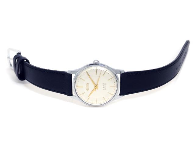テクノス Duroflex 17石手巻 OH済 1960年代