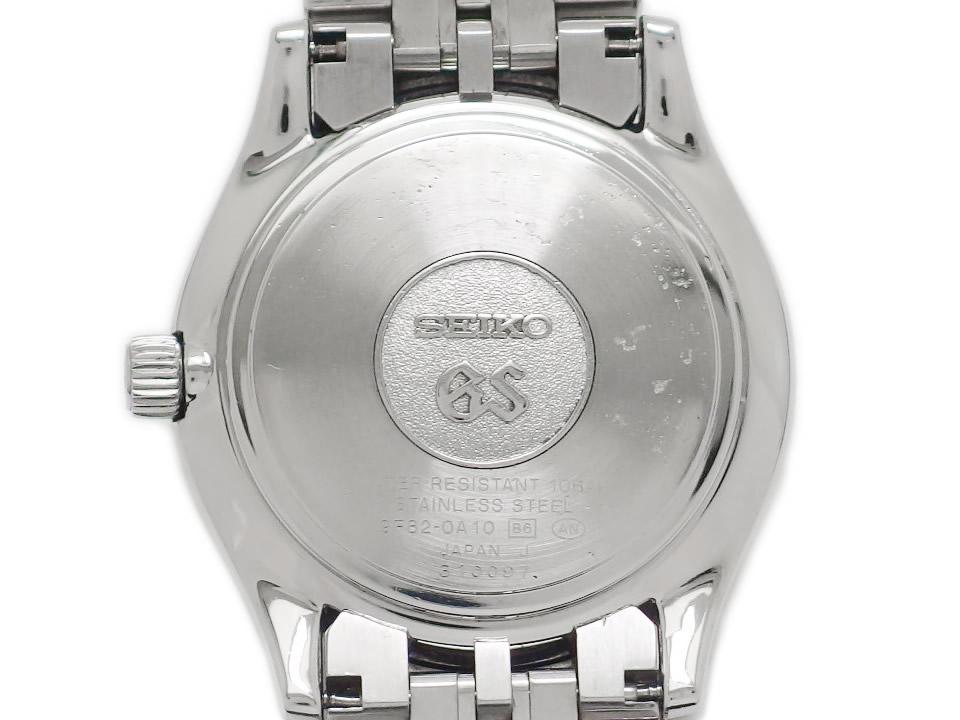 グランドセイコー SBGV001 9F82-0A10 クオーツ 2003年頃 USED Seiko