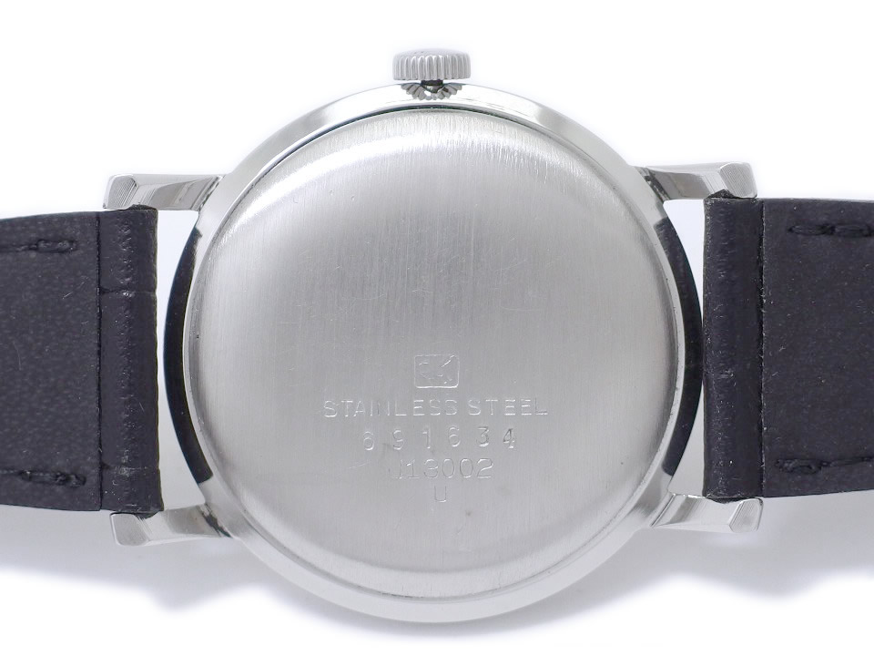 セイコー ユニーク Sマーク J13002 15石 手巻 OH済 昭和31年製/1956年製 Seiko
