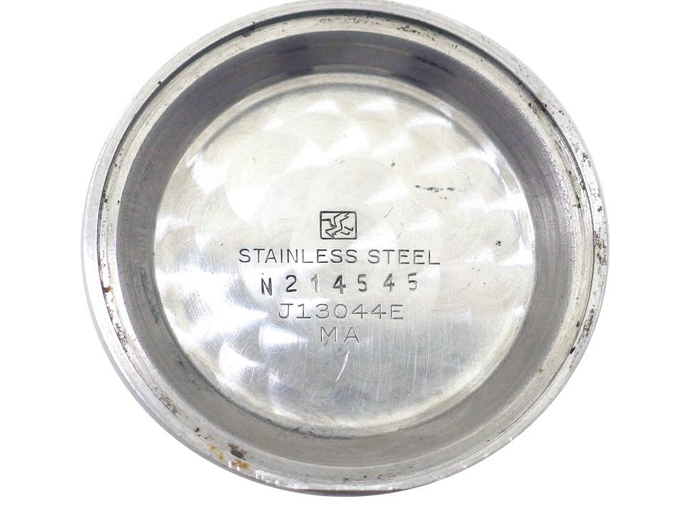 セイコー マチック J13044 SD文字盤 Cal.603 20石 自動巻 OH済 昭和35年頃 Seiko