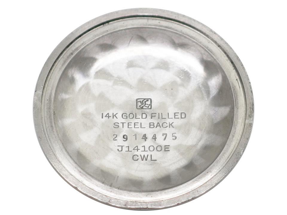 セイコー クラウン スペシャル J14100E 14KGF Cal.341 23石 手巻 OH済 昭和37年製 Seiko