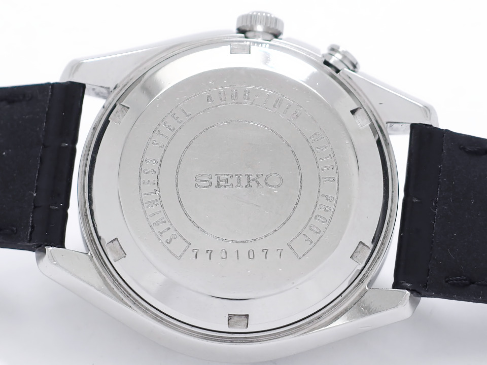 セイコー ベルマチック デイデイト 4006-7010 シルバー文字盤 自動巻 OH済 昭和42年/1967年製 Seiko