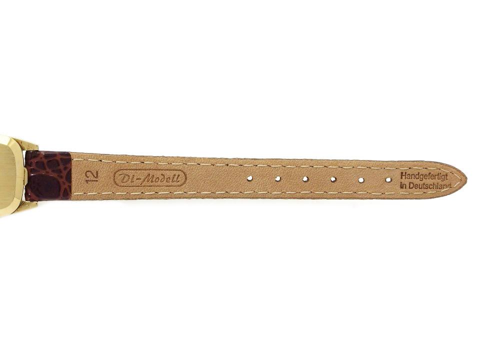 オメガ デヴィル 18K 551.050 Cal.661 自動巻 レディース OH済 1971年製
