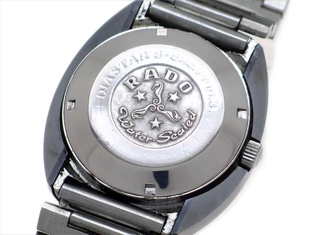 ラドー ダイヤスター 8-625.0008.3 11Pダイヤ 自動巻 OH済 1970年代