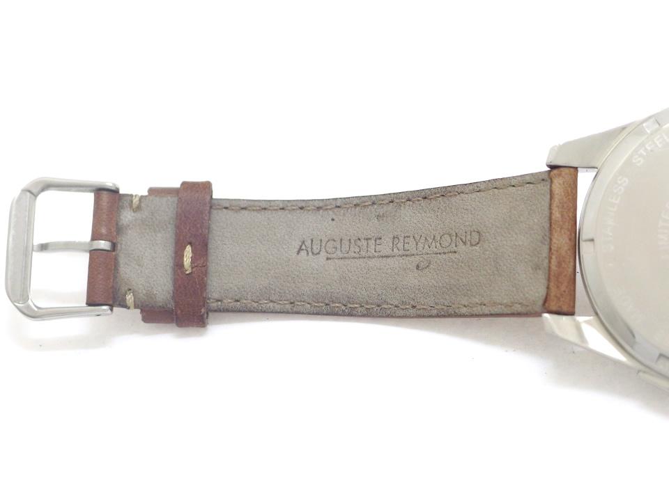 オーガストレイモンド メガブギ クロノ 限定100本 バルジュー7733 手巻 OH済 USED Auguste Reymond