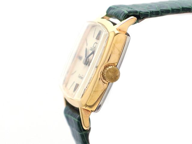 オメガ ジュネーブ レディース 511385 Cal.620 手巻 OH済 1993年製