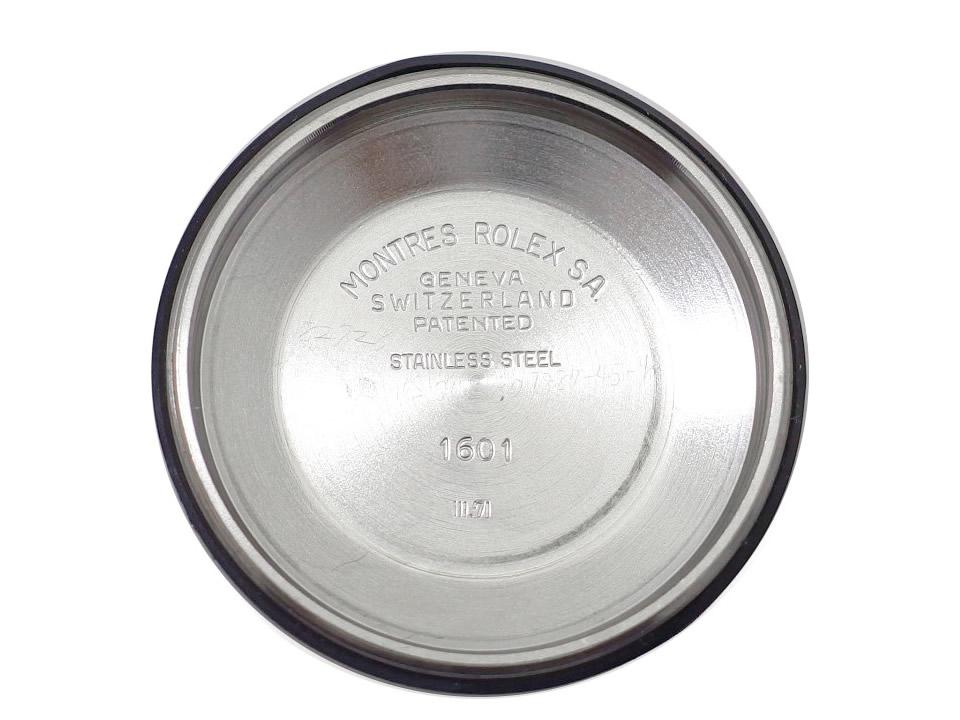 ロレックス デイトジャスト Ref.1601 Cal.1570 自動巻 OH済 ロレックス純正ブレス 1970年製 Rolex