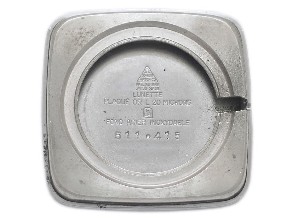 オメガ ジュネーブ 511.415 Cal.625 手巻 レディース OH済 1975年製 Omega