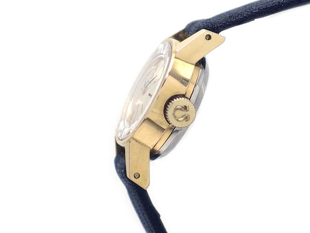 オメガ デヴィル レディース 511.166 Cal.465 GF 手巻 OH済 1970年代