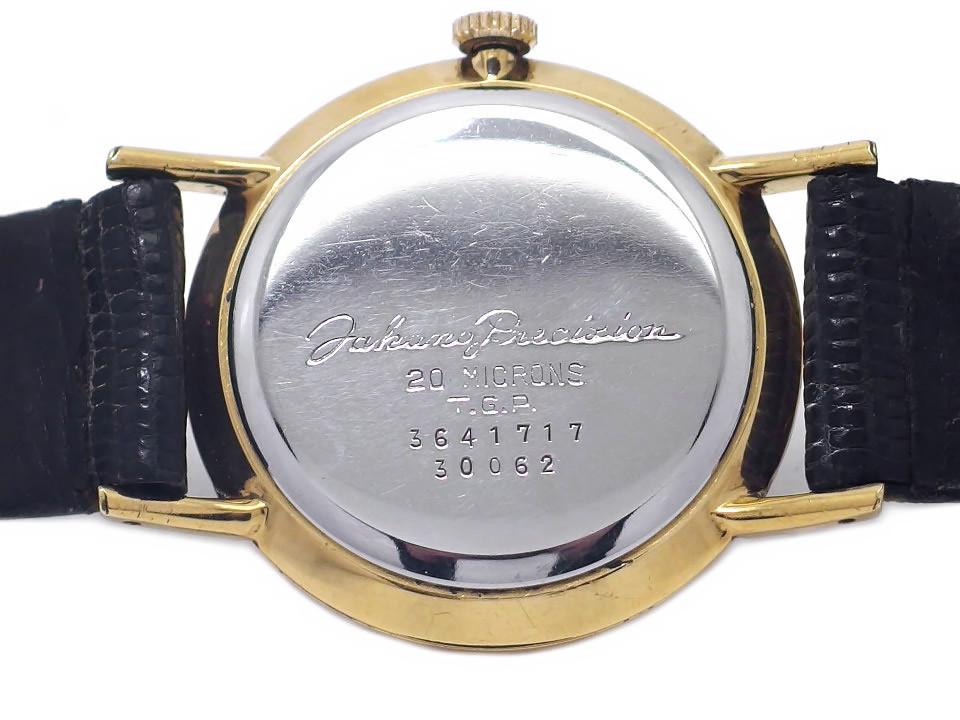 タカノ シャトー スーペリア 23石 レコード文字盤 GP Cal.541 手巻 OH済 1960年頃