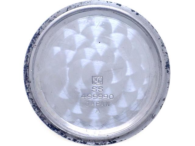【希少】キングセイコー クロノメーター 49999 初期型 Cal.4420A ライオンメダリオン 手巻 OH済 昭和40年製 Seiko