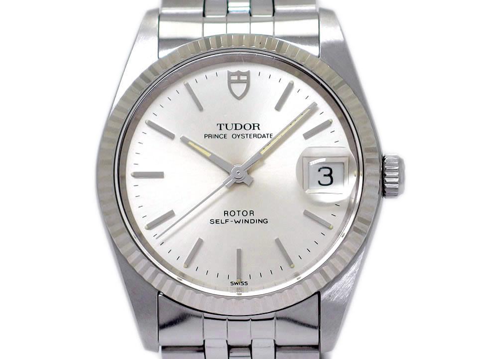 チュードル プリンス オイスターデイト 74034 メンズ 自動巻 OH済 1990年頃 Tudor