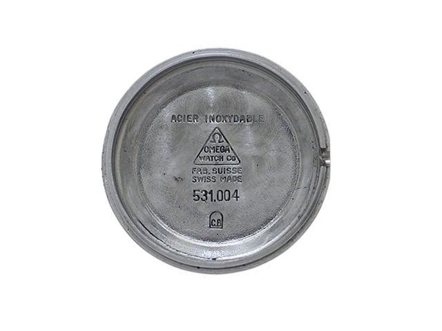 オメガ デヴィル 531.004 Cal.630 手巻 レディース プリズム風防 OH済 1968年製