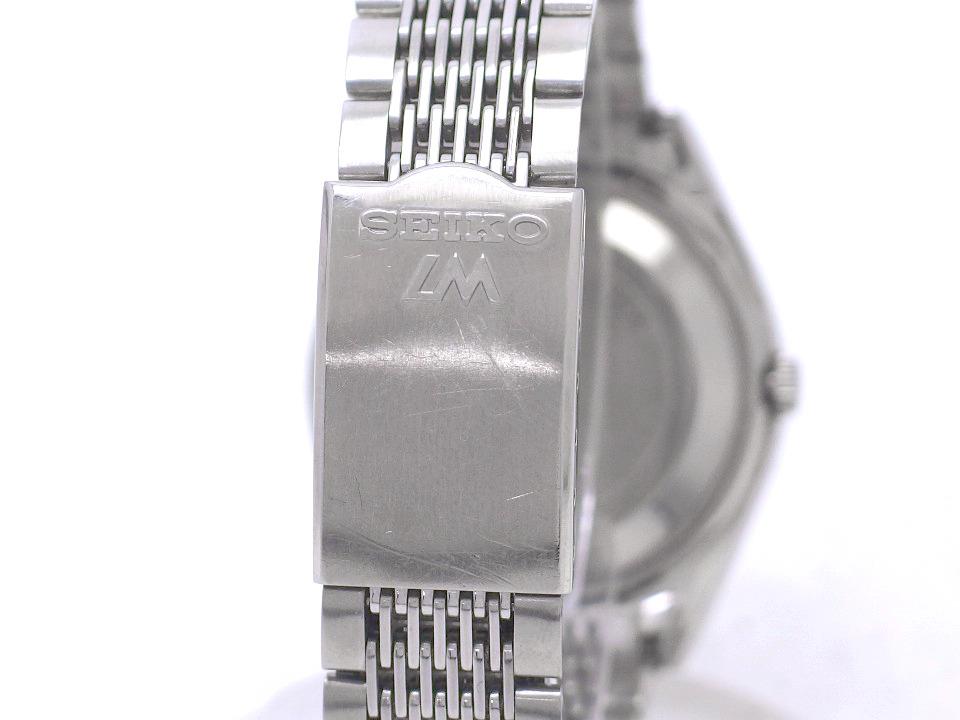 セイコー ロードマチック 5606-7070 純正ブレスレット 自動巻 OH/ガラス交換済 昭和44年製