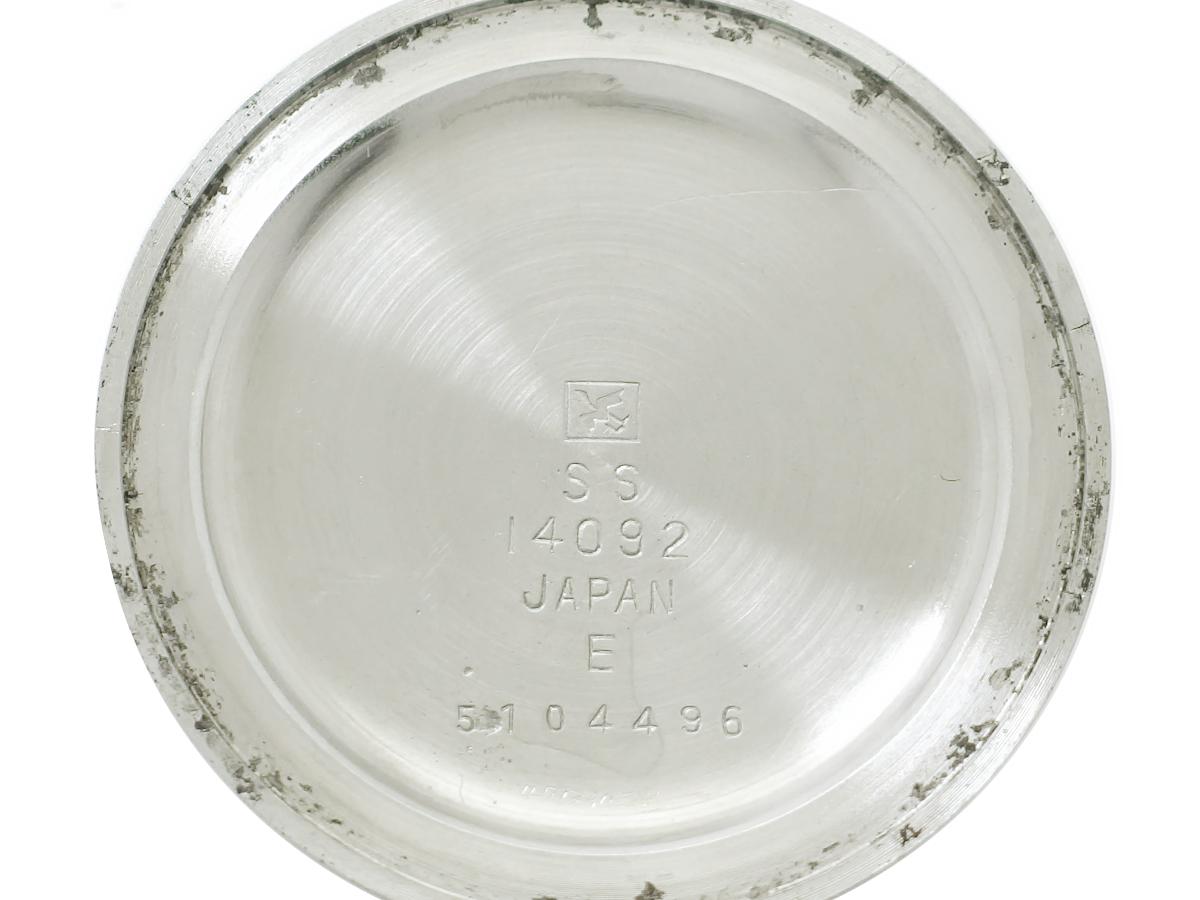 セイコー スカイライナー 14092 Cal.402 21石 手巻 OH済 昭和40年/1965年製 Seiko