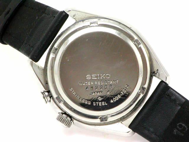 セイコー ベルマチック 4006-7012 27石 自動巻 1974年製
