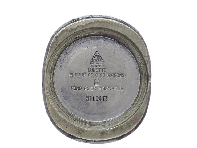 オメガ デヴィル 511.0473 GP Cal.625 手巻 レディース OH済 1971年製