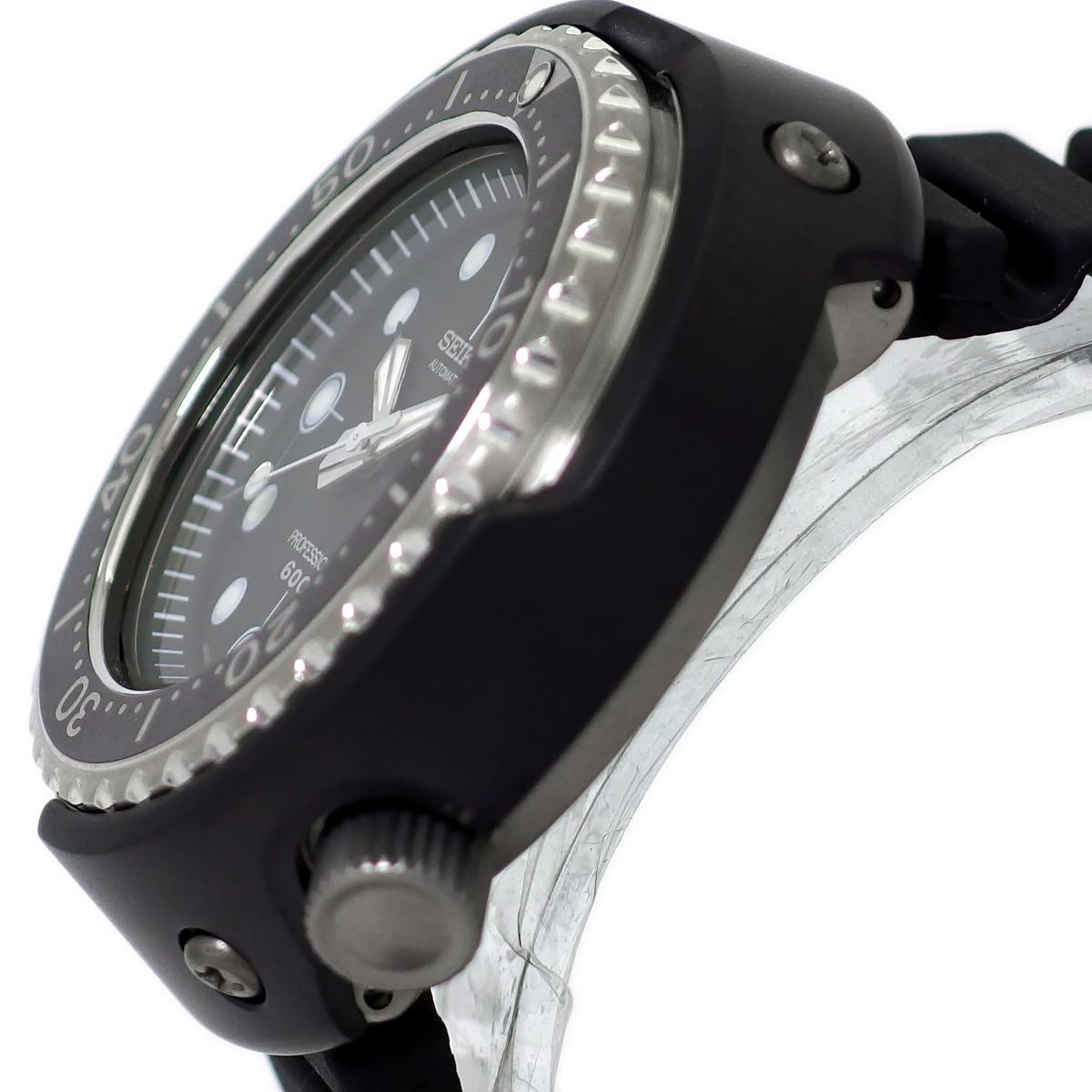 【美品】セイコー ヒストリカルコレクション2000 プロフェッショナルダイバー600m SBDX005 自動巻 メーカーOH/新品ケース・ガラス・ベゼル交換済 USED