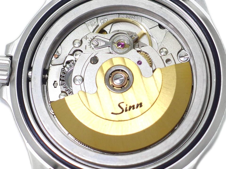 ジン 656 SSブレス ETA2824-2 自動巻 OH済 2000年代 USED