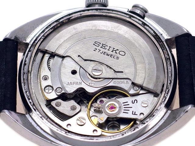 セイコー ベルマチック 4006-7000 自動巻 OH済 昭和42年製