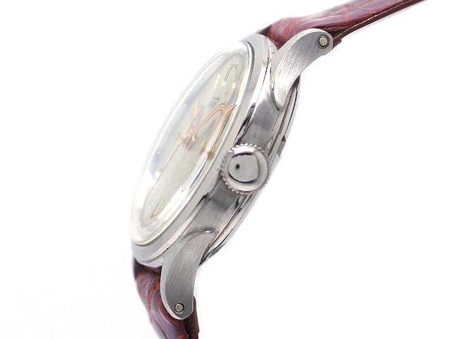 ティソ 6713-8 6714 Cal.27B21 16石手巻 OH済 1953年製