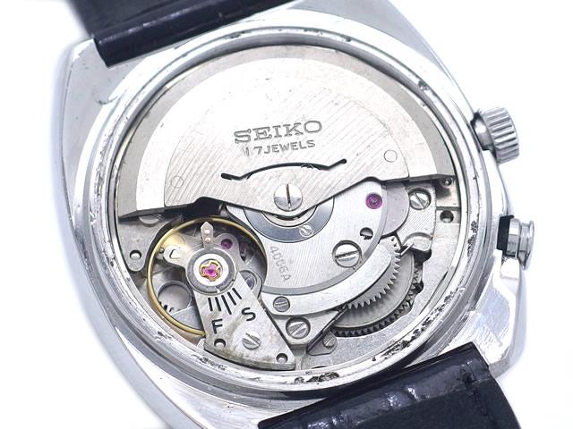 セイコー ベルマチック 4006-6030 自動巻 OH済 昭和45年製