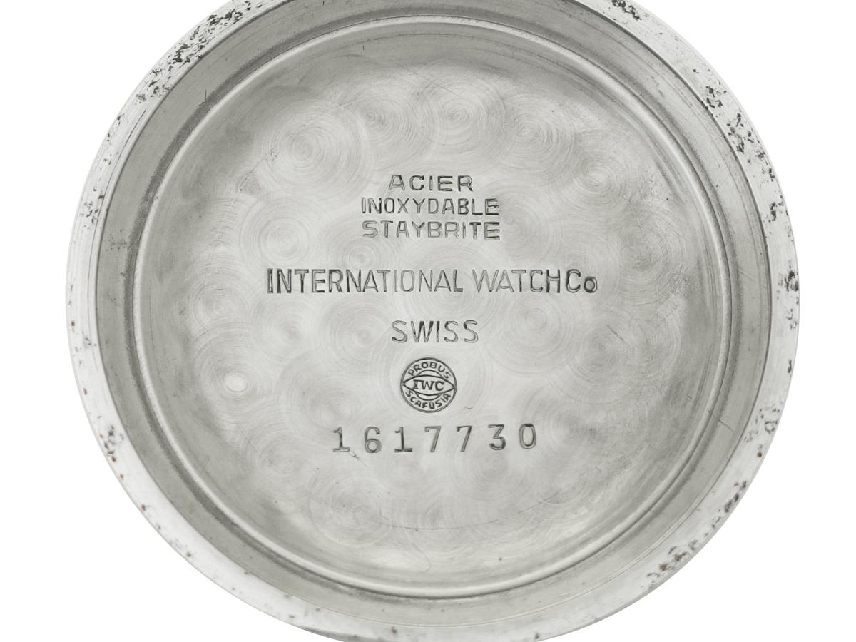 インターナショナル リダン文字盤 Cal.853 自動巻 OH済 1963年製 IWC