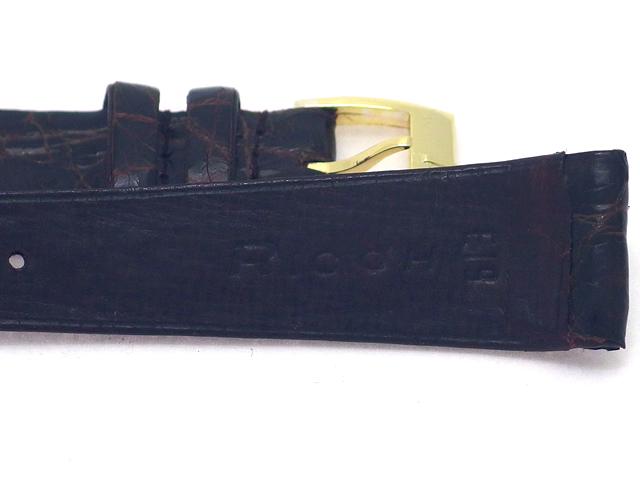 リコー ダイナミック オート Ref.57106 金メッキケース 33石 自動巻 OH済 1960年代