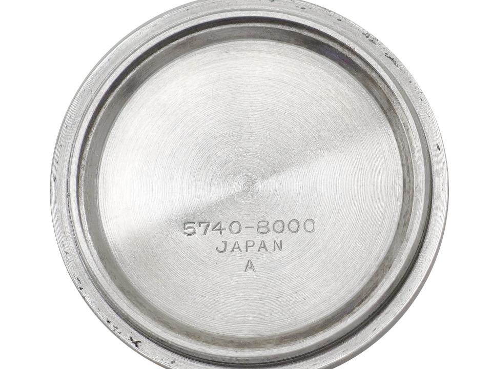 セイコー ロードマーベル 36000 初期型 5740-8000 裏蓋タツノオトシゴ 手巻 OH済 昭和42年/1967年製