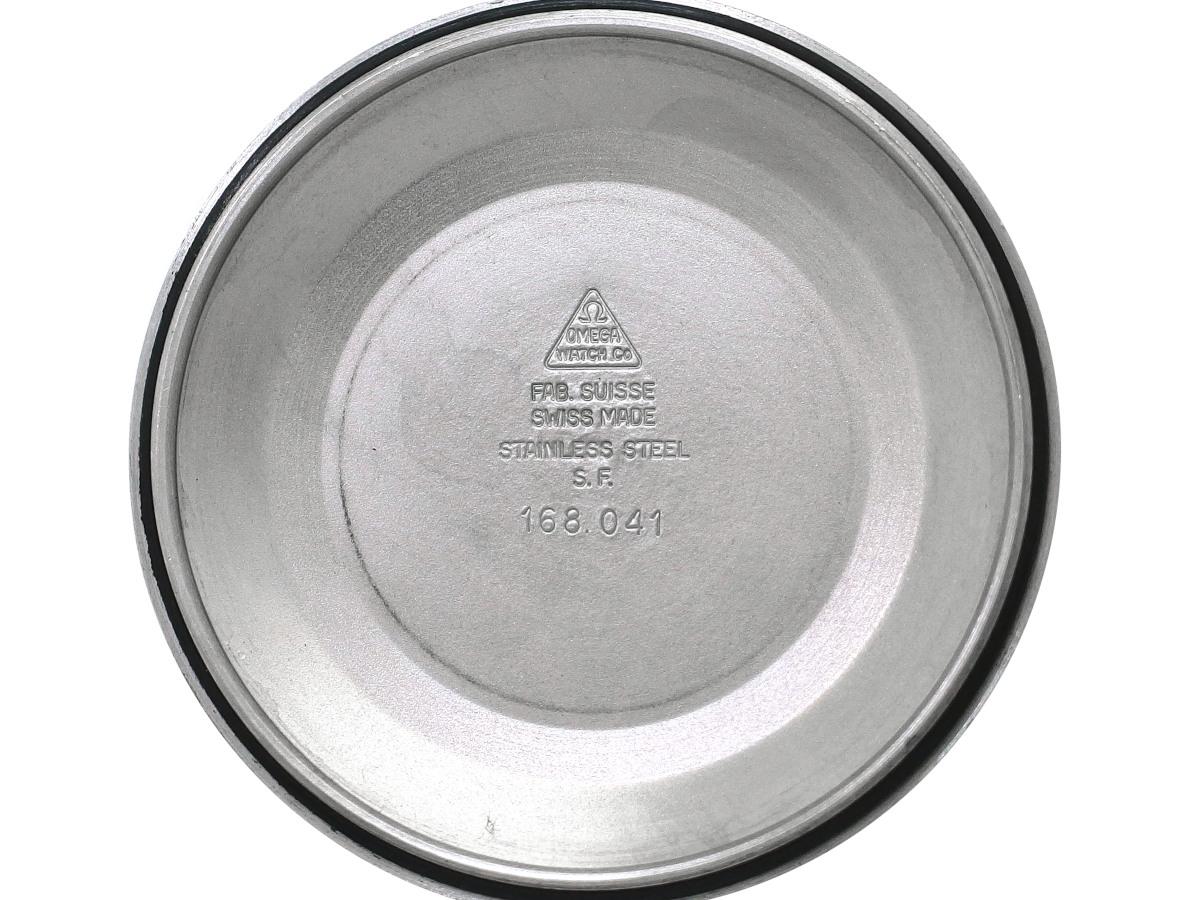 オメガ コンステレーション168.041 角型 ホワイトゴールドベゼル Cal.751 自動巻 OH済 1969年製 Omega