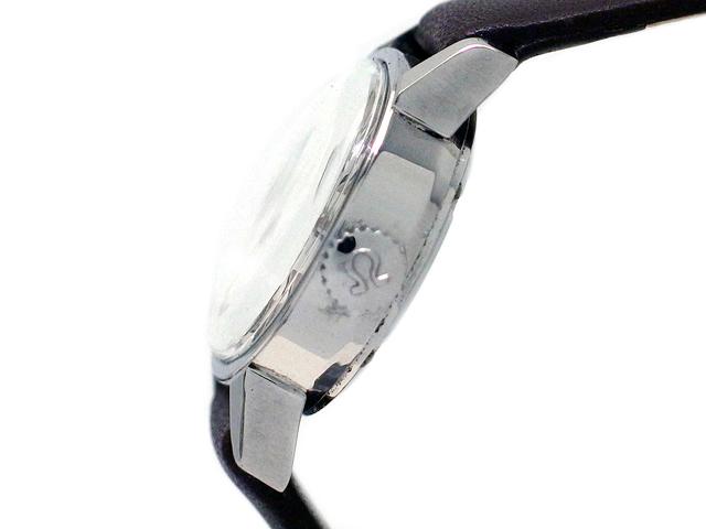 オメガ シーマスター 10998 61SC Cal.252 手巻 レディース OH済 1961年製