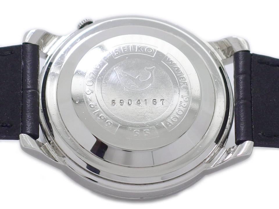 セイコー ファイブ スポーツマチック 6619-9070 自動巻 OH済 昭和41年製/1966年製 Seiko