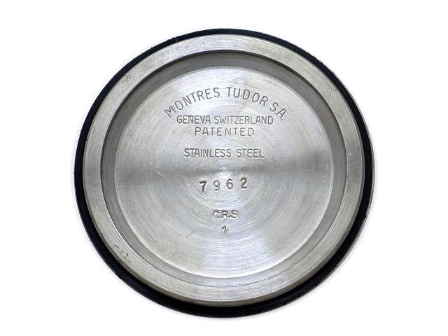 チュードル オイスターデイト Ref.7962 手巻 デカバラ OH済 1965年製