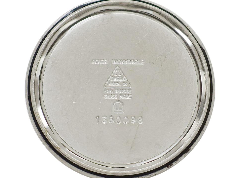 オメガ ジュネーブ 136.0098 Cal.613 手巻 1972年製 Omega