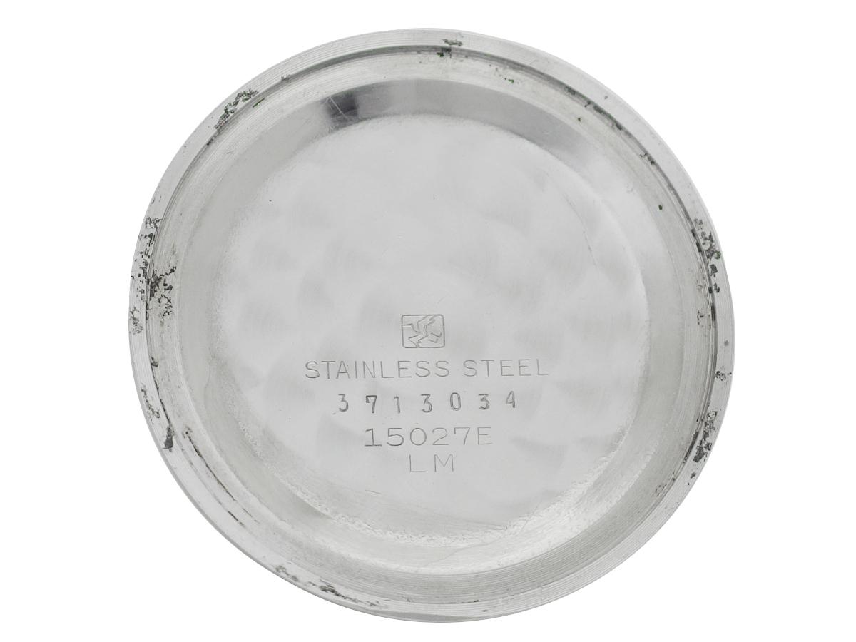 セイコー ロードマーベル 15027E ステンレス製 リダン文字盤 23石 手巻 OH済 昭和38年/1963年製 Seiko