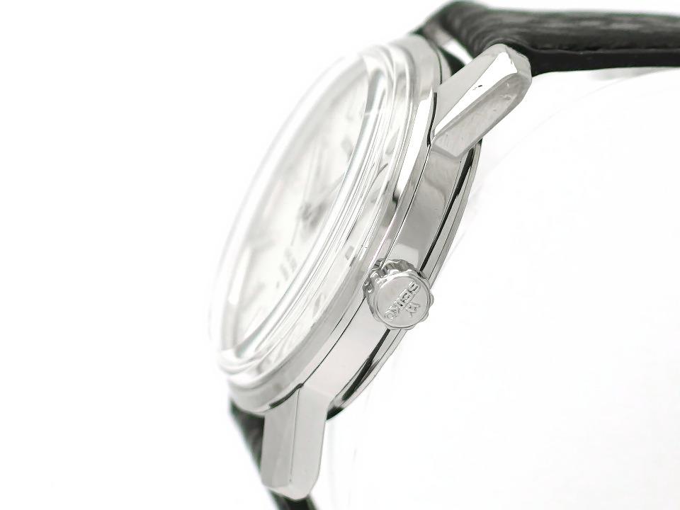 キングセイコー セカンドモデル 44-9990 後期型 新品風防 手巻 OH済 昭和43年/1968年製 Seiko