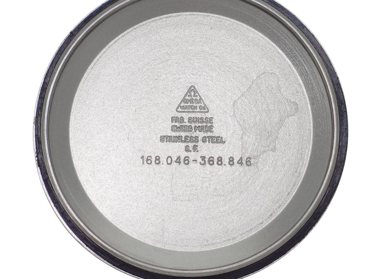 オメガ コンステレーション Ref.168.046 角型 Cal.1001 自動巻 OH済 1969年製 Omega