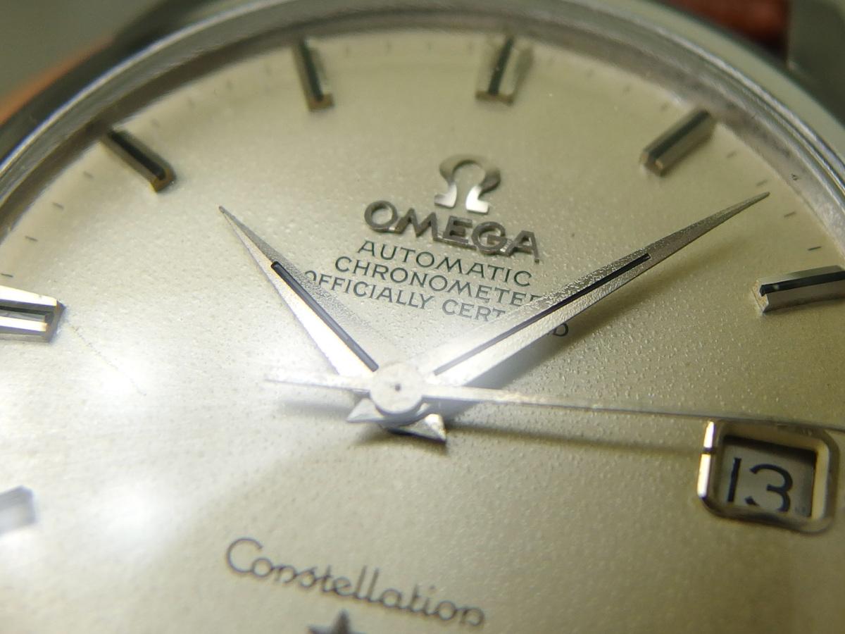 オメガ コンステレーション 168.001 37mmビッグケース Cal.561 自動巻 OH済 1967年製 Omega