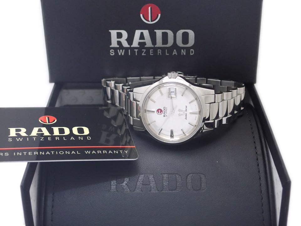 ラドー ゴールデンホース R84.832.103 復刻版 自動巻 OH済 USED Rado