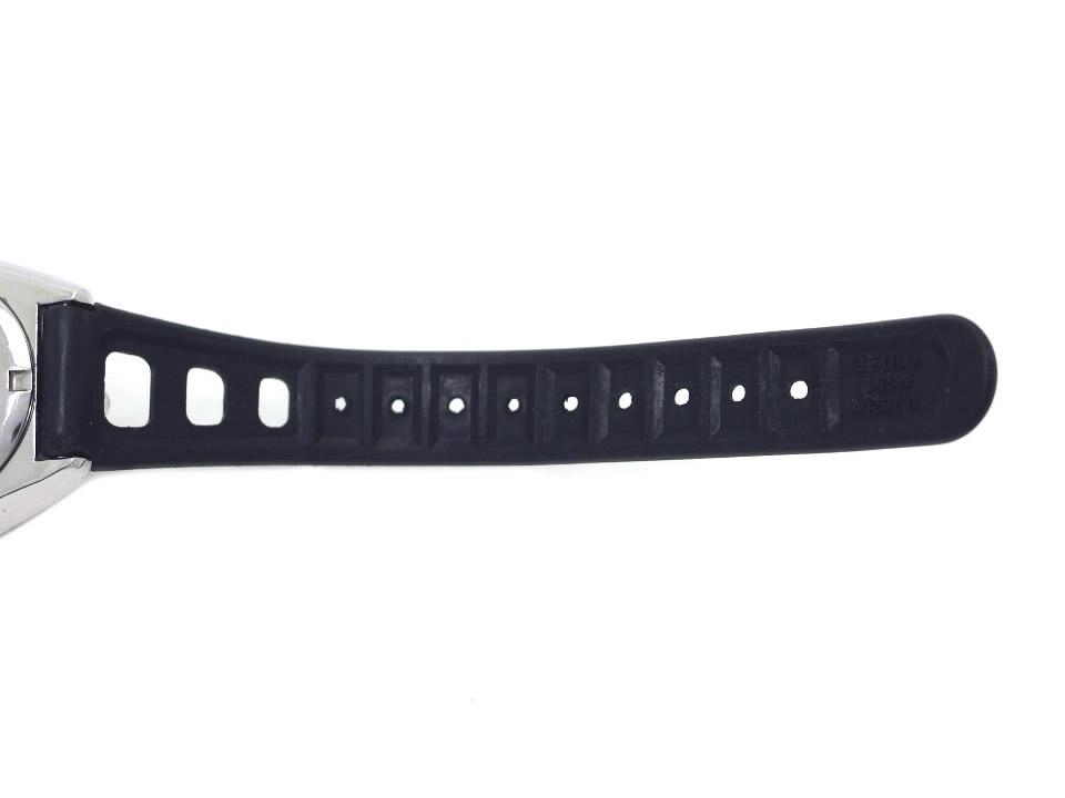セイコー ダイバー 200m レディース 2A22-0170 黒文字盤 クオーツ 1985年製 USED Seiko