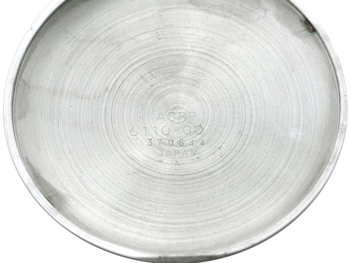 セイコー プレシジョン 懐中時計 6110-0010 紐つき Cal.6110A 21石 手巻 OH済 昭和48年/1973年製 Seiko